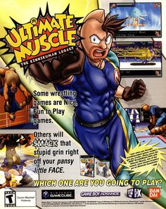 Ultimate Muscle: The Kinnikuman Legacy - The Path of the Superhero (2003)