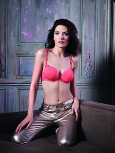 Simone Perele Andora 3D Molded (in Limited Edition Spring Summer 2014  Coral)   · French LingerieSexy ... 035b5da3f