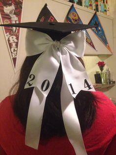Saint Mary's college of California graduation 2014 graduation cap decoration