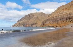 Playa de Antequera, Tenerife, Islas Canarias // Beach Playa de Antequera, Tenerife, Canary Islands // Strand Playa de Antequera, Teneriffa, Kanarische Inseln  #VisitTenerife Tenerife, Canario, Beach, Water, Outdoor, Canary Islands, Gripe Water, Outdoors, The Beach