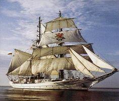 Greif - German Tall Ship