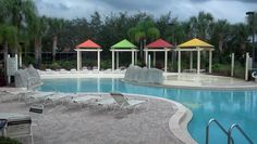 Pool Cabanas Vacation Homes For Rent, Four Corners, Heated Pool, Walt Disney World, Perfect Place, Swimming Pools, Beach House, Condo, Relax