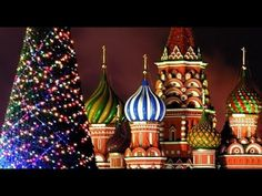 New Year in Moscow. Merry Christmas Moscow 2018