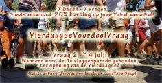 Tijdens de Zomerfeesten in Nijmegen, geldig in de Yabal-Zomer-shop aan de Waalkade! Y'abal Handicrafts Nederland: eerlijke cadeaus uit Guatemala!