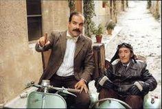 "Luis Ciges y Antonio Resines en ""Amanece, que no es poco"" (1989) Javier Bardem, Netflix, I Love Cinema, Best Supporting Actor, Lead Role, The Villain, Actors & Actresses, Best Friends, Movies"