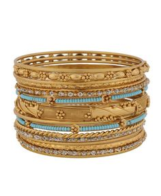 MORE bangle FUN from Forever 21!