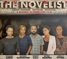 What would you do if you found some secrets about your spouse you wish you never knew? #TheNovelist #NowShowing at some selected GDCinemas. Please Visit http://ift.tt/1LHnTEM for movie times.