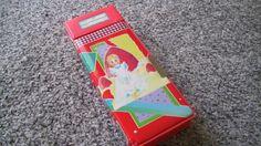 RESERVED FOR CLAUDIA 80s Flomo Anime Japan Pencil by JirjiMirji.....OMG