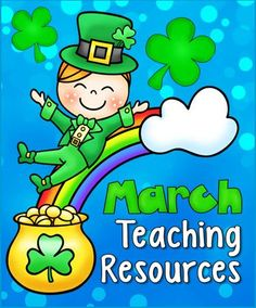 March Teaching Resources and Freebies from Laura Candler