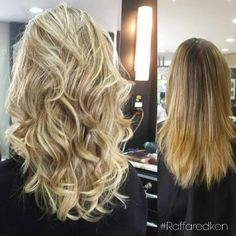 Loiro dos sonhos #raffaredken #redken #tratamento #hair #hairstyle #blond #blondhair #loirodossonhos #ondaspoderosas