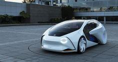 Toyota Concept-i debut en el Show CES Las Vegas 2017 - http://autoproyecto.com/2017/01/toyota-concept-i.html?utm_source=PN&utm_medium=Pinterest+AP&utm_campaign=SNAP