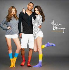 Arthur George Socks by Rob Kardashian----- picture idea..