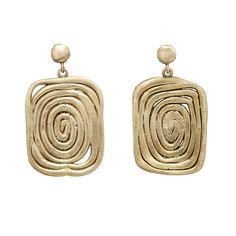 Vortex Earrings