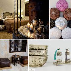 Zocohome - ihanaa marokkolaista tyyliä parvekkeelle