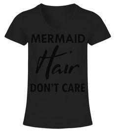Mermaid Hair Don t Care