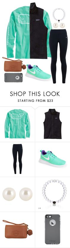 hey everyone!! | Isabella by preppy-southerners ❤ liked on Polyvore featuring Vineyard Vines, Patagonia, NIKE, Henri Bendel, Tory Burch and OtterBox