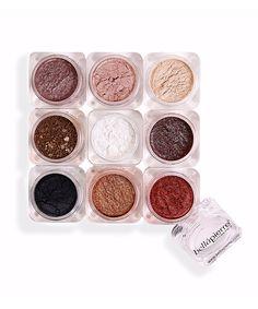 Bellápierre Cosmetics Bella Shimmer Powder Nine-Stack Set