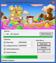 Candy Crush Saga Hack Tool No Survey [Android, iOS]