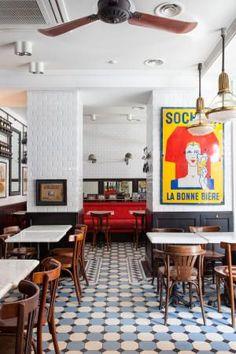 Cafe Charlotte в Киеве. Когда история диктует дизайн