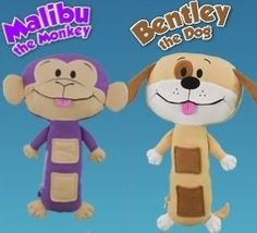 Sweet stuffed animal seat belt cover characters that kids will fall in love with