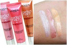 Perfect Match Highlighter - Review und  @madelinesblog   #lorealparis #review #highlighter #makeup
