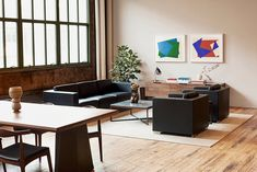 Camp David co-working space at Industry City in Brooklyn