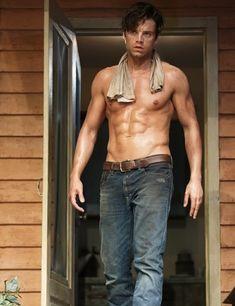 Sebastian Stan-Oh Bucky, you're certainly giving Cap a run for his money.