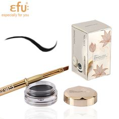 Waterproof Eyeliner Cream Black Long-lasting Eye Liner With Brush 4g Lotus Series Makeup Brand EFU #7015 //Price: $4.03 & FREE Shipping //     #trending    #love #TagsForLikes #TagsForLikesApp #TFLers #tweegram #photooftheday #20likes #amazing #smile #follow4follow #like4like #look #instalike #igers #picoftheday #food #instadaily #instafollow #followme #girl #iphoneonly #instagood #bestoftheday #instacool #instago #all_shots #follow #webstagram #colorful #style #swag #fashion
