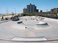 far rockaway skatepark 590x442 Todos los Skateparks de Nueva York