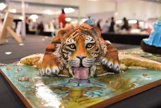 Incredible edibles at Cake International competition - Photos - Cake International competition - NY Daily News