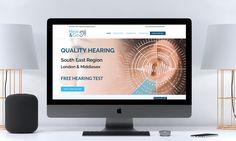 Hear and Go health hearing aid website needed a revamp! New website using Medical Websites, Go Health, Website Web, Hearing Aids, Birmingham, Custom Design, Wordpress, Web Design, Design Web