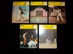 1977-79 Sportscaster JAI ALAI (PELOTA) complete card set (5) | eBay