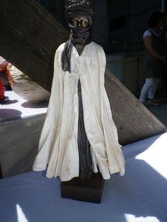 statue africaine powertex