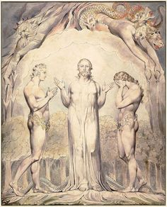 "The Judgment of Adam and Eve: ""So Judged He Man"" - John Milton's Paradise Lost."