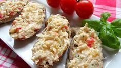 Sajtos-fokhagymás szendvicskrém