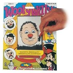The Original Wooly Willy