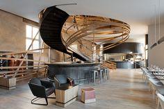 Edifício histórico francês convertido em elegante hotel | arktalk