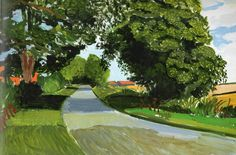 David Hockney, 2005