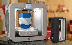 3ders.org - 3D Systems' Cube 3 and CubePro 3D printers available to pre-order, starting at $999 | 3D Printer News & 3D Printing News