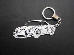 Branded Automotive Merchandise Personalised Dacia Duster Keyring 2010-17 Any Name Engraved Custom Made Keyrings & Keyfobs