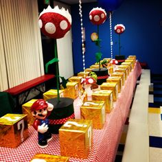 Two Occasions Efavormart Fb Contest Its A Mario Senia Vargas Kids Party
