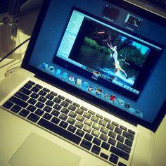 Apple MacBook Pro at iBox store.