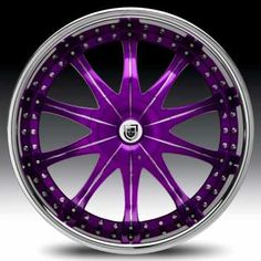 Purple car accessories purple rims for cars, rims, tires и a Purple Love, All Things Purple, Shades Of Purple, Purple Cars, Purple Stuff, Rims For Cars, Rims And Tires, Car Rims, Hot Cars