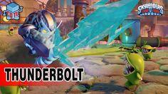 Skylanders Trap Team THUNDERBOLT Gameplay Commentary