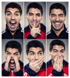Luis Suarez.Uruguay @ Football
