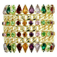 Bracelet N° 168 Rome - Belle & Rebelle - Collection Fantaisie Été 2014 http://www.reminiscence.fr/fr/mode/bijoux-eshop/bijoux-fantaisie/BelleRebelle-liste.htm?var=page-edito #bijoux #Reminiscence #Reminiscenceparis