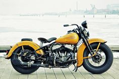 1943 Harley Davidson WLC Flathead