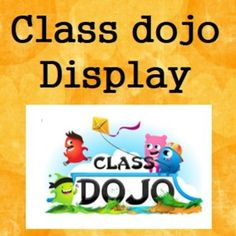 Here I have made a set of displays related to using class dojo points in the classroom. The green thumbs ups can be edited to suit your own positive behaviours and the red thumbs down are for the bad choices children make.It is a great reminder to get your children focussed and aiming for more points.Just print and add to your bulletin board!