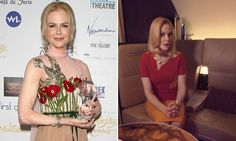 Nicole Kidman makes history in Etihad Airways virtual reality film