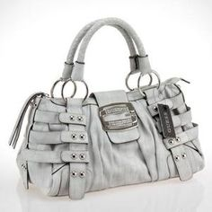 GUESS Esme Satchel Purse- Bought this for about $109.00. My favorite brand of affordable handbags!